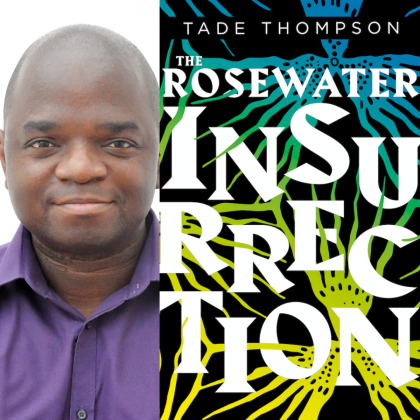 Podcast interview on New Books in Science Fiction with Tade Thompson